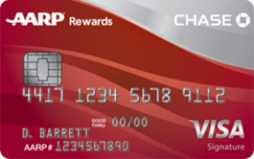 AARP Chase Credit Card Review