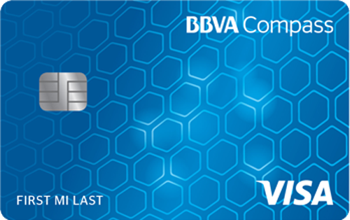 BBVA Compass Clear Points Credit Card