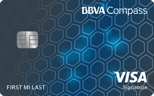 BBVA Compass Select Credit Card