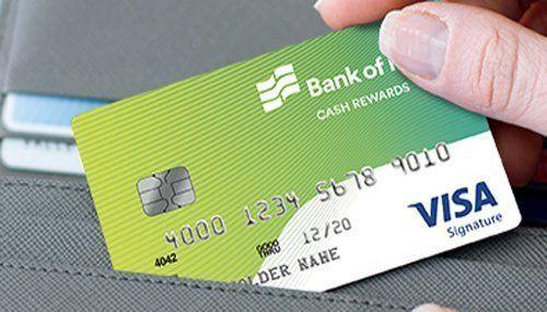 Bank of Hope Cashback Visa Signature
