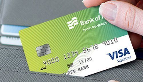 Bank of Hope Rewards Visa Signature