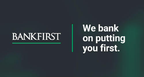 BankFirst Visa Gold Card