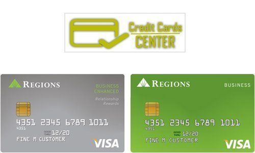 Best Regions Bank Business Credit Cards