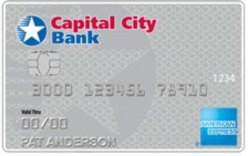Capital City Bank Cash Rewards American Express Card