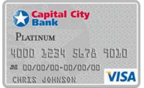 Capital City Bank Secured Visa Card, Capital City Bank Secured Visa Card
