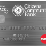 Citizens Community Bank Platinum Payback Card