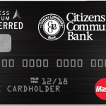 Citizens Community Bank Platinum Preferred Card