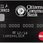 Citizens Community Bank Platinum Preferred Card