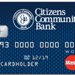 Citizens Community Bank World Card