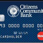 Citizens Community Bank World Card