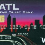 Citizens Trust Bank Visa Classic ATL Credit Card