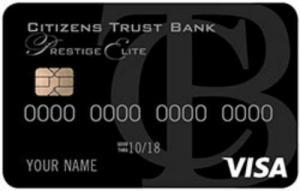 Best Low Interest Credit Cards - Citizens Trust Bank Visa Prestige Elite Credit Card