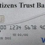 Citizens Trust Bank Visa Privilege
