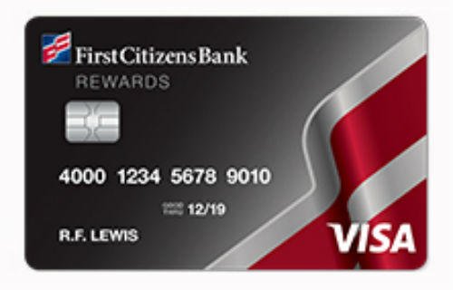 First Citizens Rewards Visa Card