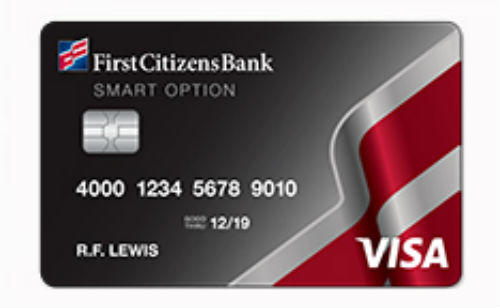 First Citizens Smart Option Visa Card