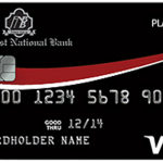 First National Bank Brundidge Platinum Visa Card