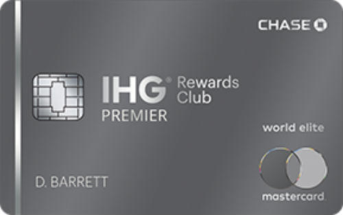 IHG Credit Card - IHG® Rewards Club Premier Credit Card