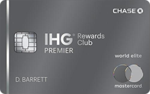 IHG Credit Card - IHG® Rewards Club Premier Credit Card