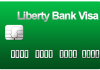 Liberty Bank Visa Credit Card