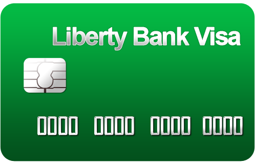 Liberty Bank Visa Credit Card