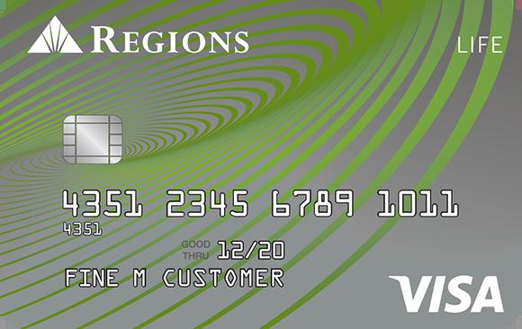 Regions Life Visa