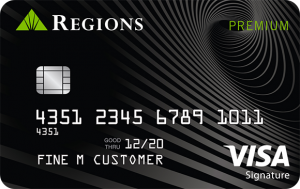 Best Low Interest Credit Cards - Regions Premium Visa Reviews