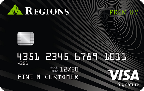 Regions Premium Visa Reviews