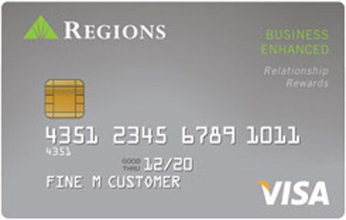 Regions Visa Business Enhanced