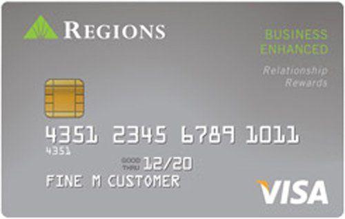 RegionsVisa Business Enhanced