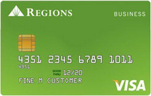 Regions Visa Business
