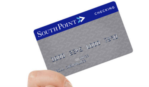 SouthPoint Bank Cash Rewards Platinum Card