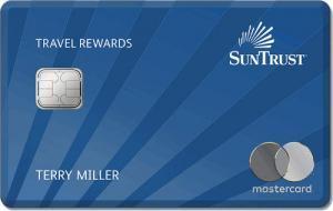 SunTrust Bank Travel Rewards Credit Card
