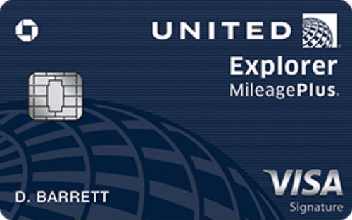 United(SM) Explorer Card