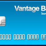Vantage Bank of Alabama Secured Visa Card