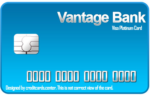 Vantage Bank of Alabama Visa Platinum Card