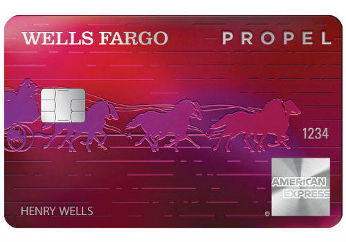 Wells Fargo Propel American Express® Card Reviews