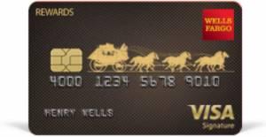 Wells Fargo Visa Signature Reviews