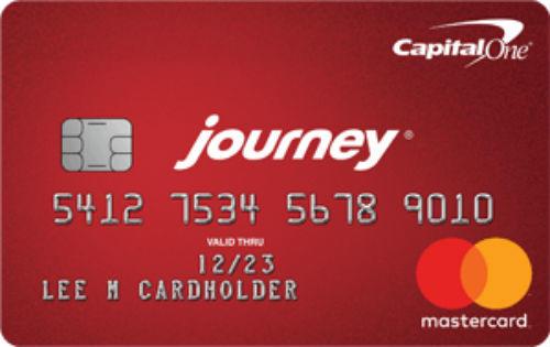 Capital One Journey Card