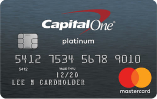 Capital One Secured Card