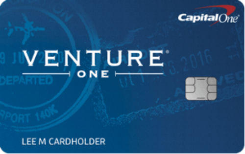 Capital One VentureOne Card