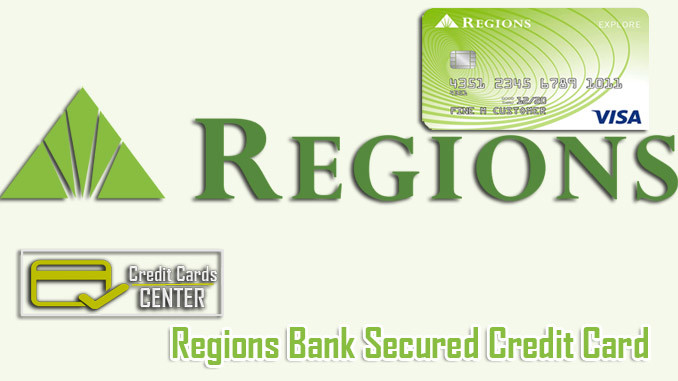 Regions Bank Secured Credit Card