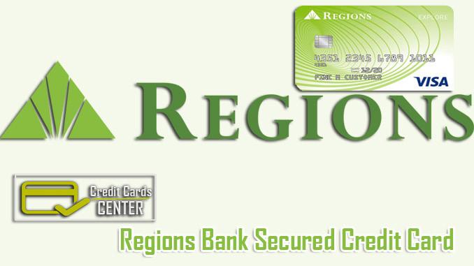 Regions Bank Secured Credit Card