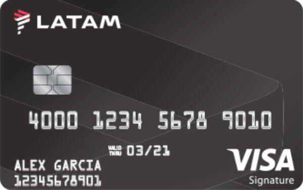 LATAM Visa Card Review