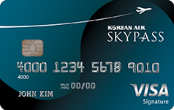, SKYPASS Select Visa Signature