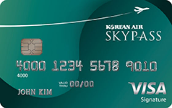 , SKYPASS Visa Signature Card