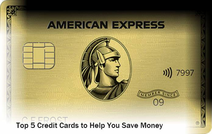 , Top 5 Credit Cards to Help You Save Money