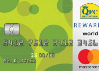 QFC REWARDS World Mastercard