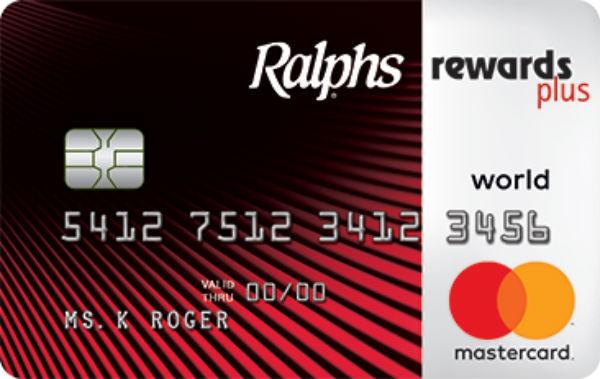 , Ralphs Rewards World MasterCard